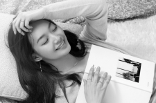 Shin Min Ah Stonehenge beautiful momoents campaign 2015