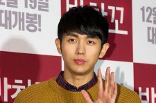 2AM Jung Jin Woon, Im Seul Owng at Movie 'Band' Press Conference