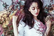 actress Jang Hee Jin sure magazine november 2015 photoshoot