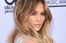 Jennifer Lopez at the 2015 Billboard Music Awards.