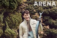 kim woo bin arena homme plus magazine october 2015 merrell
