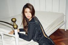 AOA Kim Seolhyun Ceci Magazine November 2015 Photoshoot Fashion