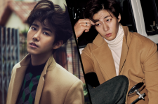 Kwangee Ceci Magazine October 2015 Photoshoot Song Jae rim GEEK
