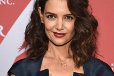 Katie Holmes at the 2015 Fashion Group International Night Of Stars Gala.