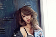 Nicole Jung @Star1 Magazine November 2015 Photoshoot