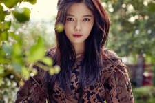 Korean actress Kim Yoo Jung marie claire magazine november 2015 photoshoot fashion