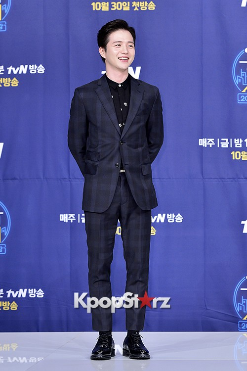 Press Conference of tvN New Comedy Series 'Conte and the City' - Oct 26, 2015key=>1 count35