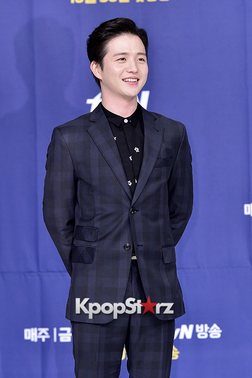 Press Conference of tvN New Comedy Series 'Conte and the City' - Oct 26, 2015key=>3 count35
