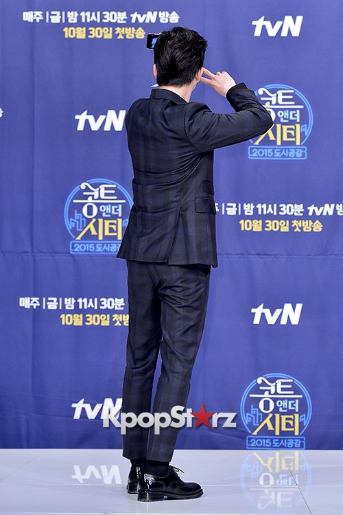 Press Conference of tvN New Comedy Series 'Conte and the City' - Oct 26, 2015key=>6 count35