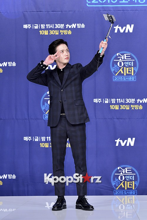 Press Conference of tvN New Comedy Series 'Conte and the City' - Oct 26, 2015key=>7 count35