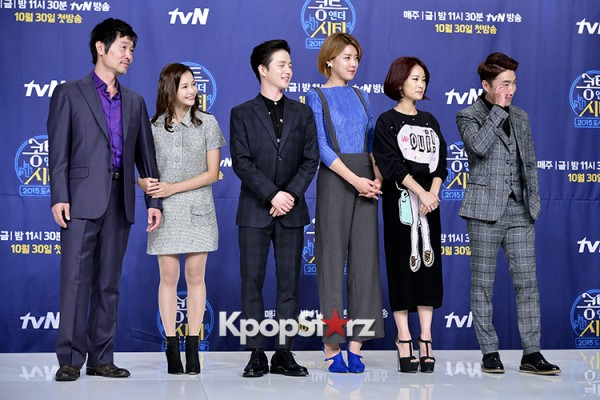 Press Conference of tvN New Comedy Series 'Conte and the City' - Oct 26, 2015key=>9 count35