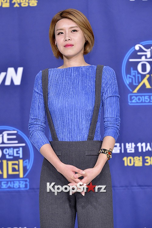 Press Conference of tvN New Comedy Series 'Conte and the City' - Oct 26, 2015key=>12 count35