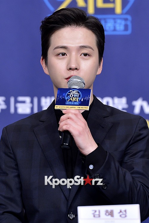Press Conference of tvN New Comedy Series 'Conte and the City' - Oct 26, 2015key=>13 count35