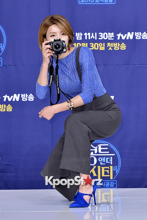 Press Conference of tvN New Comedy Series 'Conte and the City' - Oct 26, 2015key=>14 count35