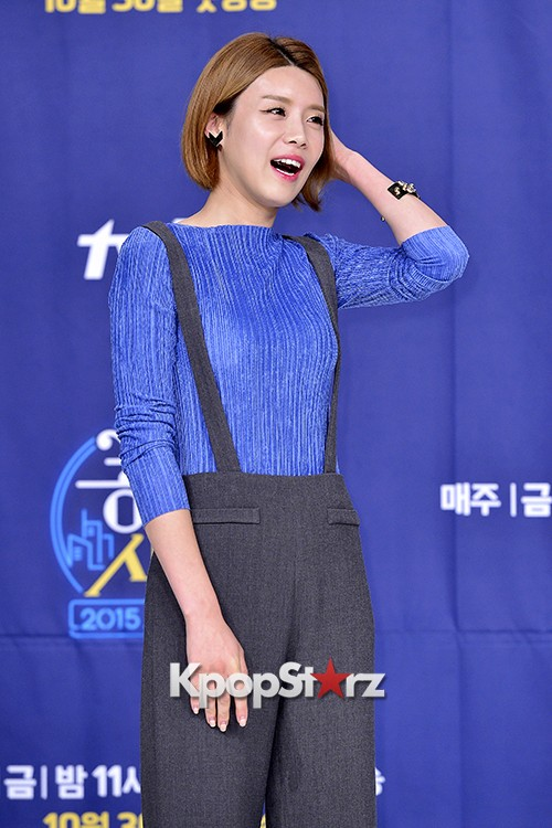 Press Conference of tvN New Comedy Series 'Conte and the City' - Oct 26, 2015key=>15 count35