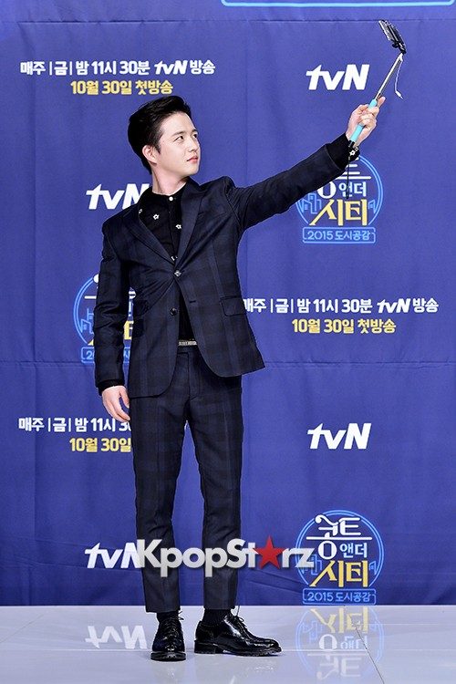 Press Conference of tvN New Comedy Series 'Conte and the City' - Oct 26, 2015key=>16 count35