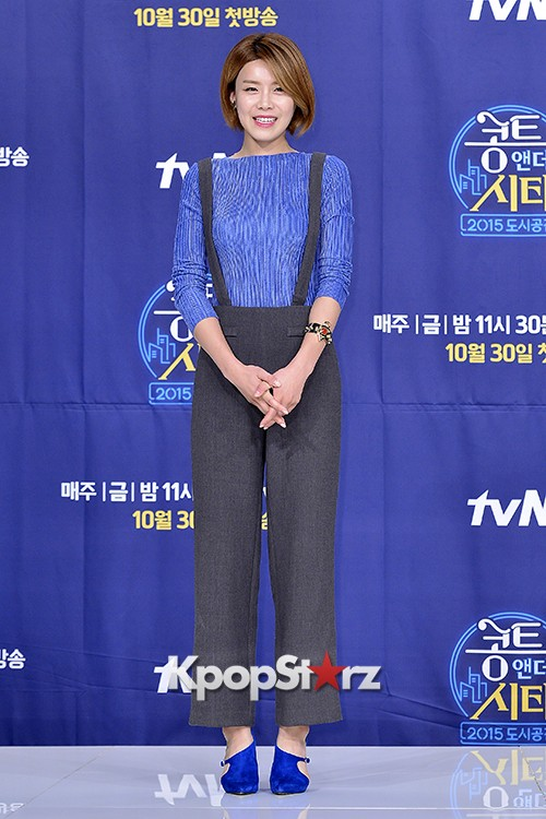 Press Conference of tvN New Comedy Series 'Conte and the City' - Oct 26, 2015key=>19 count35