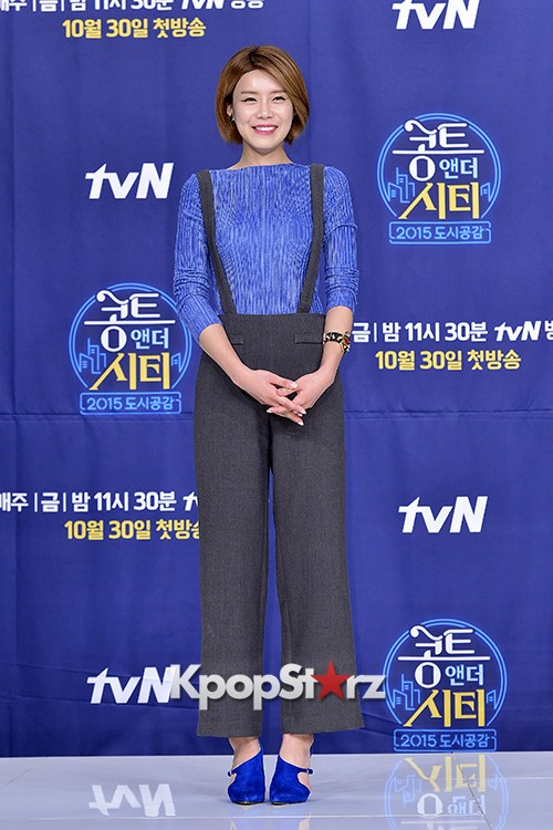 Press Conference of tvN New Comedy Series 'Conte and the City' - Oct 26, 2015key=>21 count35