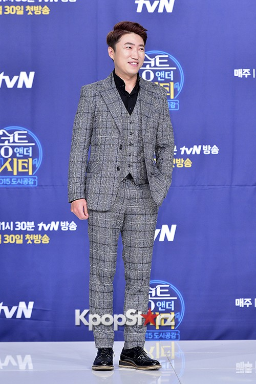 Press Conference of tvN New Comedy Series 'Conte and the City' - Oct 26, 2015key=>22 count35