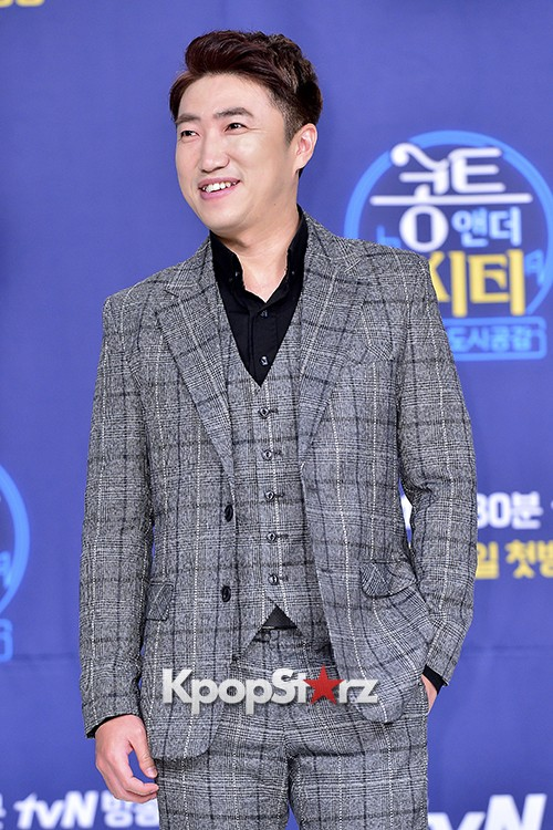 Press Conference of tvN New Comedy Series 'Conte and the City' - Oct 26, 2015key=>24 count35