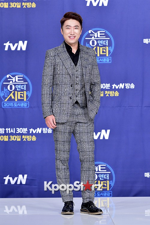 Press Conference of tvN New Comedy Series 'Conte and the City' - Oct 26, 2015key=>25 count35