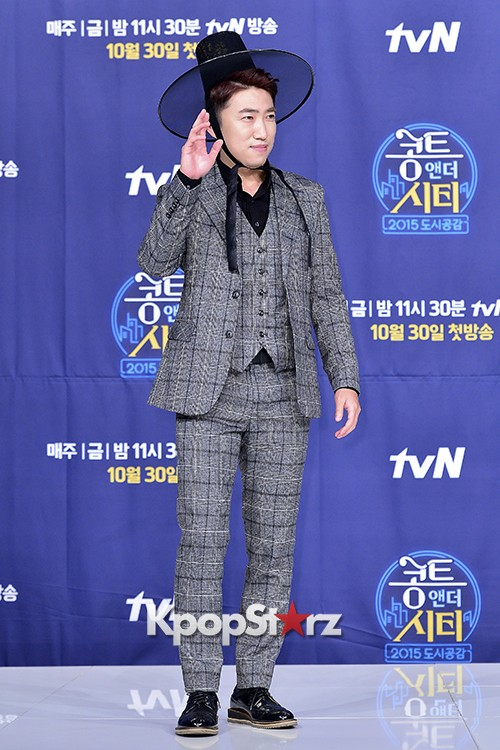Press Conference of tvN New Comedy Series 'Conte and the City' - Oct 26, 2015key=>27 count35