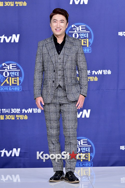 Press Conference of tvN New Comedy Series 'Conte and the City' - Oct 26, 2015key=>28 count35