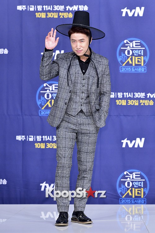 Press Conference of tvN New Comedy Series 'Conte and the City' - Oct 26, 2015key=>30 count35