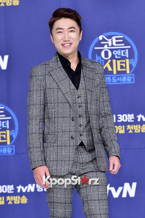 Press Conference of tvN New Comedy Series 'Conte and the City' - Oct 26, 2015key=>31 count35