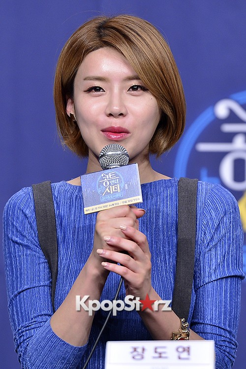 Press Conference of tvN New Comedy Series 'Conte and the City' - Oct 26, 2015key=>32 count35