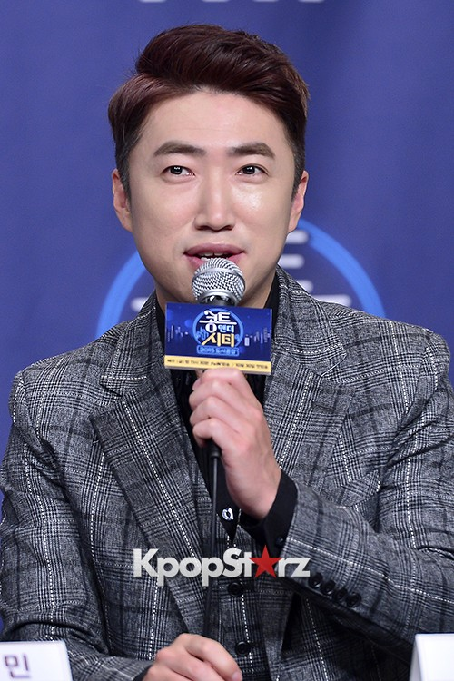 Press Conference of tvN New Comedy Series 'Conte and the City' - Oct 26, 2015key=>33 count35