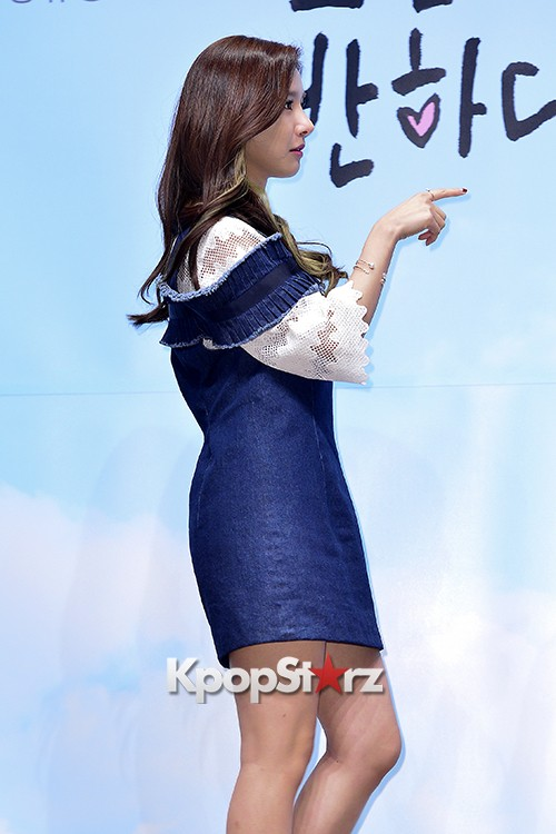 Kim So Eun Attends a Press Conference of Samsung Web Drama 'Fall in Challenge' - Oct 26, 2015key=>6 count49