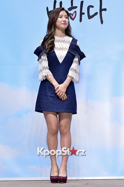 Kim So Eun Attends a Press Conference of Samsung Web Drama 'Fall in Challenge' - Oct 26, 2015key=>7 count49