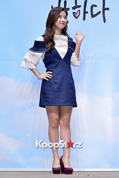 Kim So Eun Attends a Press Conference of Samsung Web Drama 'Fall in Challenge' - Oct 26, 2015key=>8 count49