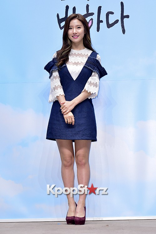 Kim So Eun Attends a Press Conference of Samsung Web Drama 'Fall in Challenge' - Oct 26, 2015key=>9 count49