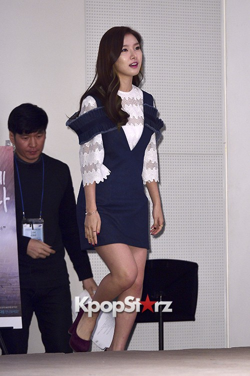 Kim So Eun Attends a Press Conference of Samsung Web Drama 'Fall in Challenge' - Oct 26, 2015key=>12 count49