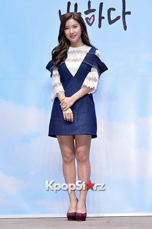 Kim So Eun Attends a Press Conference of Samsung Web Drama 'Fall in Challenge' - Oct 26, 2015key=>14 count49