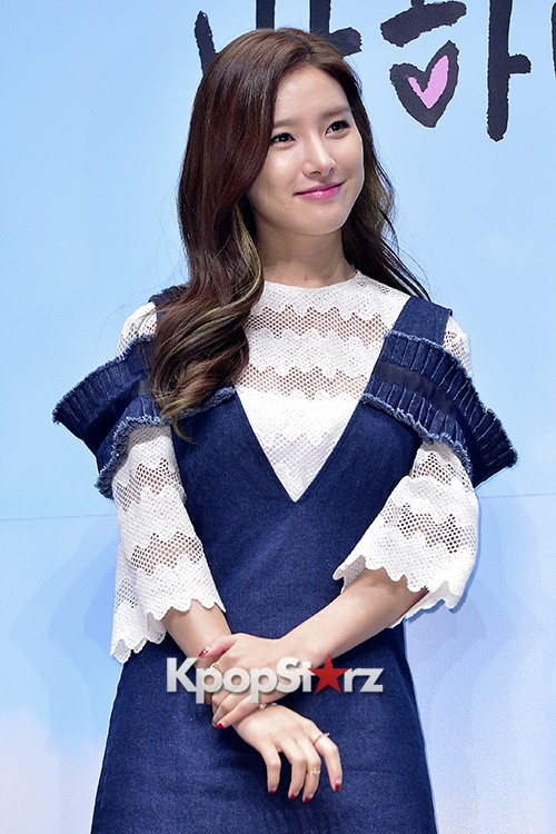 Kim So Eun Attends a Press Conference of Samsung Web Drama 'Fall in Challenge' - Oct 26, 2015key=>15 count49