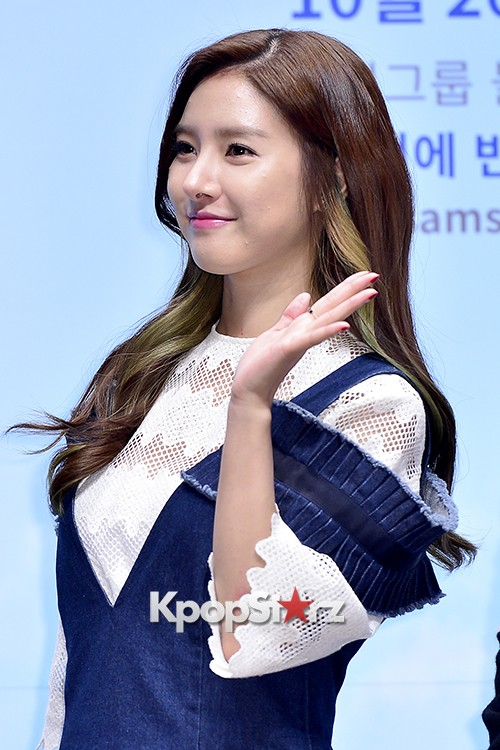 Kim So Eun Attends a Press Conference of Samsung Web Drama 'Fall in Challenge' - Oct 26, 2015key=>16 count49