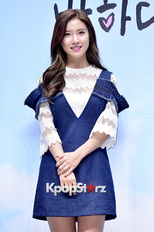 Kim So Eun Attends a Press Conference of Samsung Web Drama 'Fall in Challenge' - Oct 26, 2015key=>18 count49