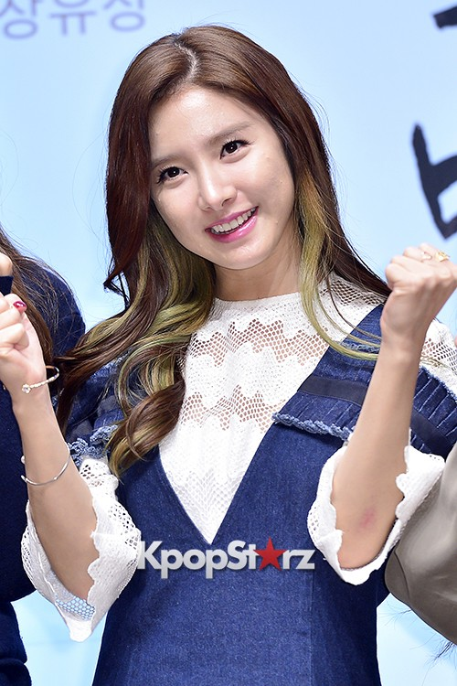 Kim So Eun Attends a Press Conference of Samsung Web Drama 'Fall in Challenge' - Oct 26, 2015key=>42 count49