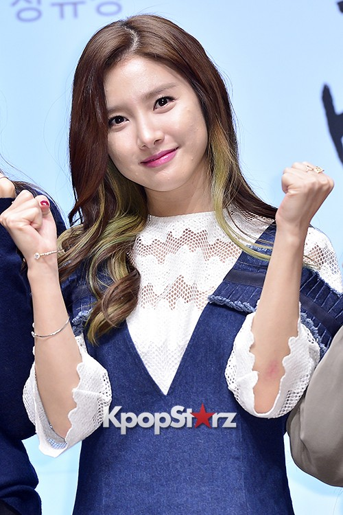 Kim So Eun Attends a Press Conference of Samsung Web Drama 'Fall in Challenge' - Oct 26, 2015key=>47 count49