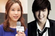 Lee Jun Ki and Yu Leea