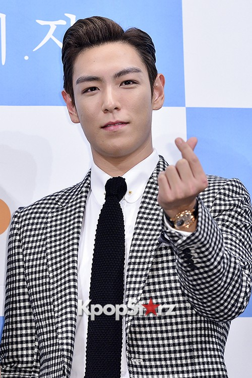 Big Bang's T.O.P Attends a Press Conference of Web Drama 'Secret Message' - Oct 28, 2015key=>20 count42