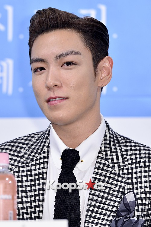 Big Bang's T.O.P Attends a Press Conference of Web Drama 'Secret Message' - Oct 28, 2015key=>29 count42