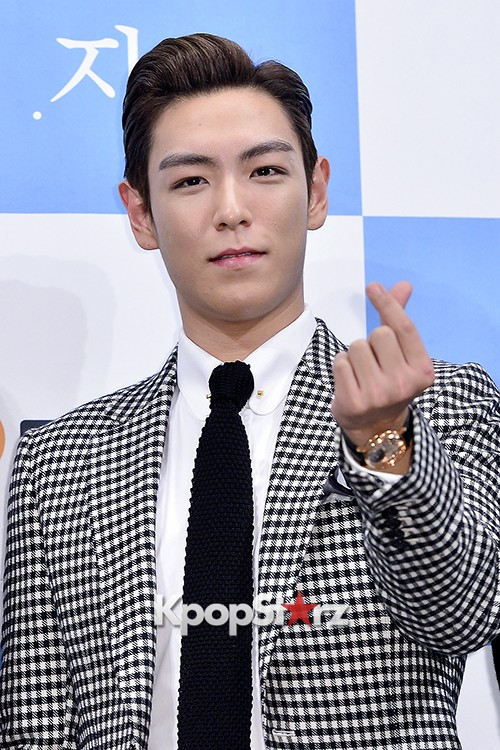 Big Bang's T.O.P Attends a Press Conference of Web Drama 'Secret Message' - Oct 28, 2015key=>30 count42