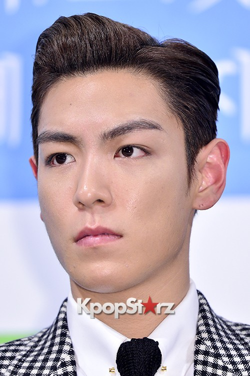 Big Bang's T.O.P Attends a Press Conference of Web Drama 'Secret Message' - Oct 28, 2015key=>0 count42
