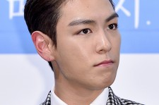 Big Bang's T.O.P Attends a Press Conference of Web Drama 'Secret Message' - Oct 28, 2015