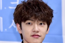 Shin Won Ho Attends a Press Conference of Web Drama 'Secret Message' - Oct 28, 2015
