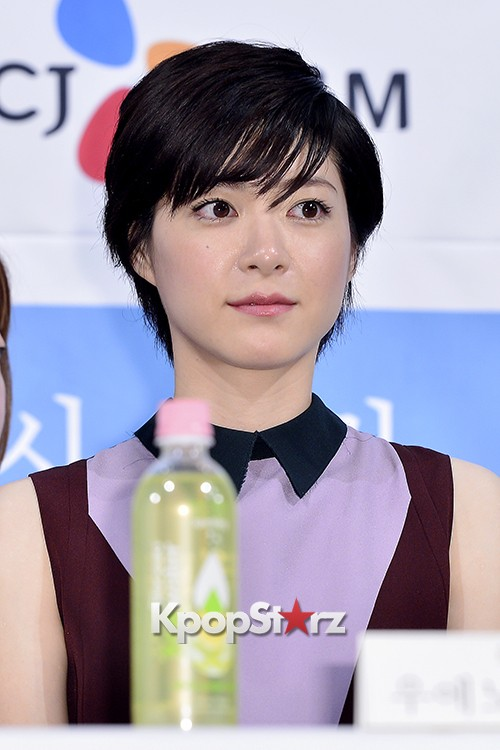 Juri Ueno Attends a Press Conference of Web Drama 'Secret Message' - Oct 28, 2015key=>21 count38